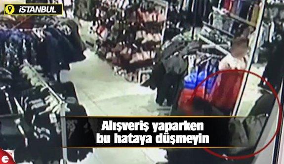 Alışveriş yaparken bu hataya düşmeyin