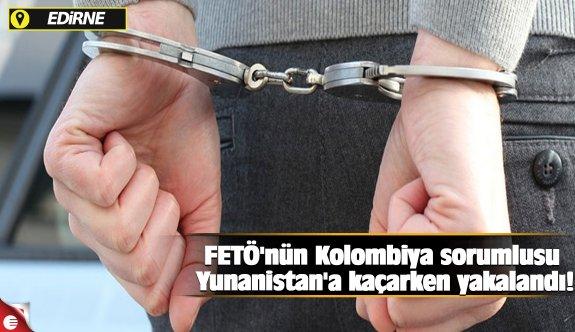 FETÖ'nün Kolombiya sorumlusu Yunanistan'a kaçarken yakalandı!
