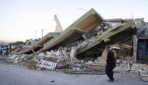 Irak'ta deprem felaketi!..