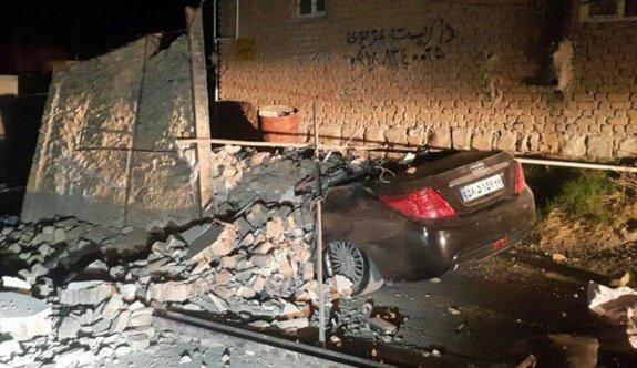 Irak'taki deprem İran'ı da vurdu!.. Çok sayıda ölü var!