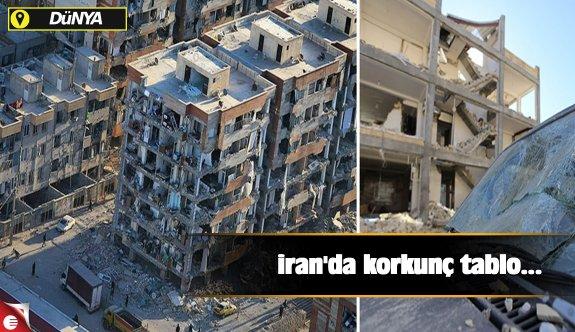 İran'da korkunç tablo...