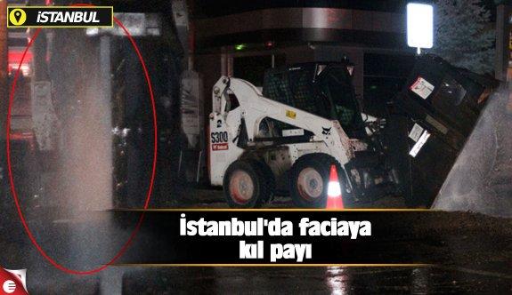 İstanbul'da faciaya kıl payı