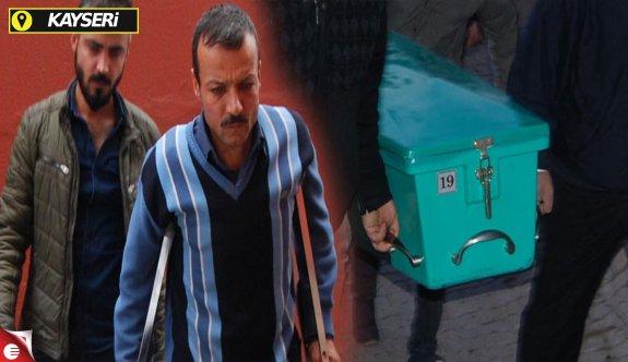 Kayseri'de oğlunu boğarak öldüren babadan kan donduran ifade!
