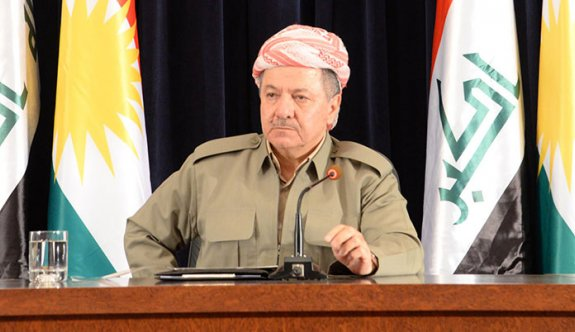 Mesut Barzani'den flaş açıklamalar!..