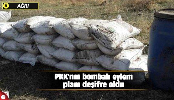 PKK'nın bombalı eylem planı deşifre oldu
