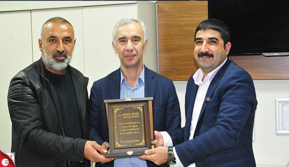 Ulusal Beton'dan Dilovası Belediyespor'a 10 BİN TL destek