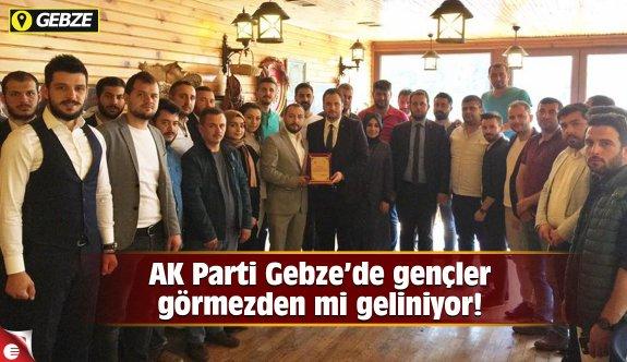 AK Parti Gebze'de gençler görmezden mi geliniyor!