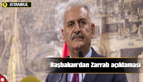 Başbakan'dan Zarrab açıklaması
