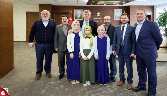 """Başkan Karaosmanoğlu, """"Yerli bir gençlik modeli sunduk"""""""