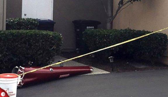 ABD'de, helikopter evin üzerine düştü: 3 ölü