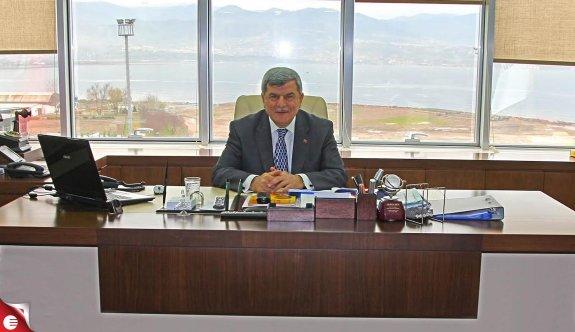 Başkan İbrahim Karaosmanoğlu 4 yılı değerlendirecek