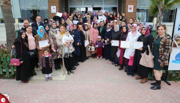 Darıca'da Anne Baba Eğitimleri Devam Ediyor