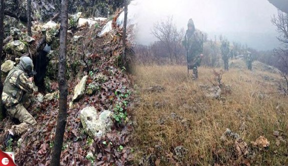 Diyarbakır'da yol kenarı ve araziye tuzaklanmış, 5 el yapımı patlayıcı imha edildi