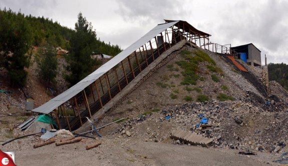 Ermenek maden faciasında ölen işçinin ailesi,manevi tazminat kazandı