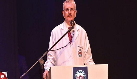 Rektör Prof. Erdöl'den,  Bakan Soylu'ya destek