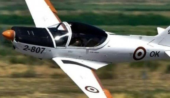 Acı haber İzmir'den geldi! Eğitim uçağı düştü: 2 şehit
