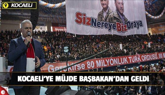"""""""Derbent, İzmit ve Körfez arası metro çalışması başlayacak"""""""