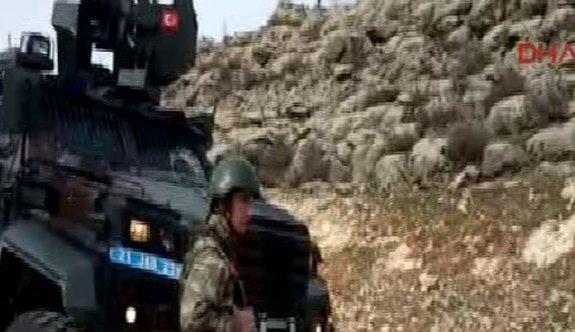 Diyarbakır kırsalında 1200 asker ve korucu ile büyük operasyon