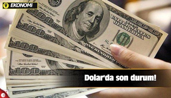 Dolar'da son durum!