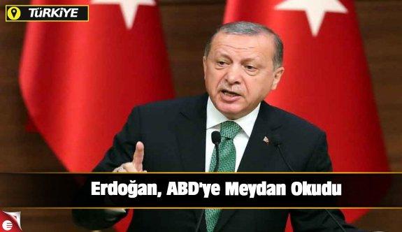 Erdoğan, ABD'ye Meydan Okudu: Münbiç'i Asıl Sahiplerine Teslim Etmek İçin Geleceğiz