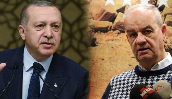 İlker Başbuğ'dan Cumhurbaşkanı Erdoğan'a yanıt