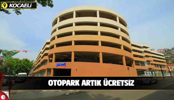 Kadıköy Mahallesi katlı otoparkı ücretsiz