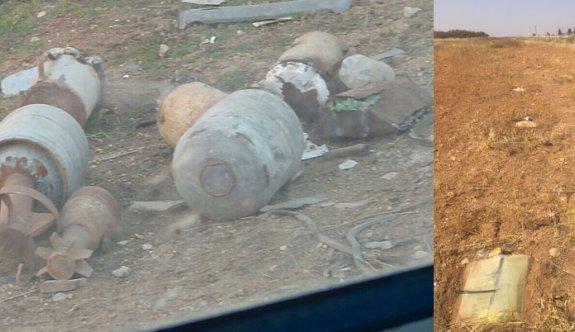 Suriye'de el yapımı patlayıcılar imha ediliyor