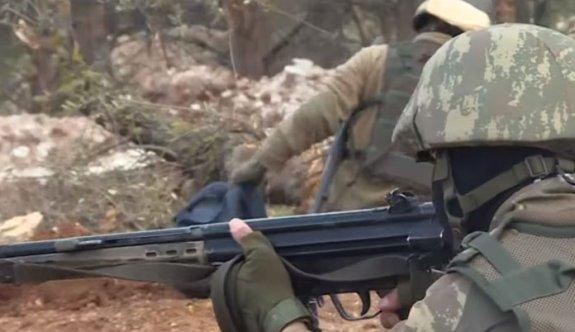 TSK: Zeytin Dalı Harekatı kapsamında etkisiz hale getirilen terörist sayısı açıklandı.