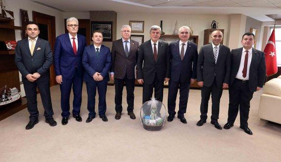 """Başkan Karaosmanoğlu, """"Daha yeşil bir Kocaeli için çalışıyoruz"""""""