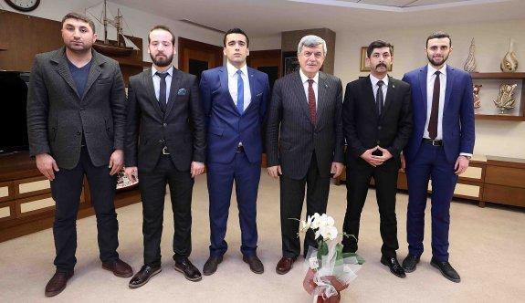 """Başkan Karaosmanoğlu,  """"Memnuniyet oranı %75'lerin üzerinde"""""""