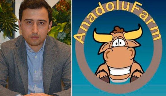 'Biz burdayız' diyen Anadolu Farm'ın kurucusu, yurt dışına kaçarken yakalandı