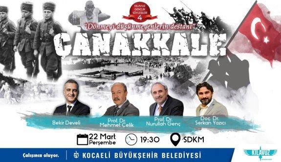 Büyükşehir'den Çanakkale Paneli