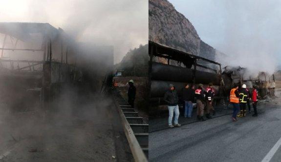 Çorum'da yolcu otobüsü, park halindeki TIR'a çarptı: 10 ölü, 18 yaralı