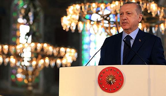 Cumhurbaşkanı Erdoğan: Çatlayın patlayın AKM'yi yıktık
