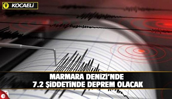 """Kandilli Rasathanesi; """"Depremin yeri yüzde 99.9 belli"""""""