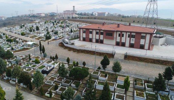 """""""Kocaeli'deki 843 mezarlığın envanteri hazırlandı"""""""