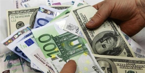 Küresel gelişmeler ve jopolitik risklerle dolar 3.96 lira, euro 4.92 lirada