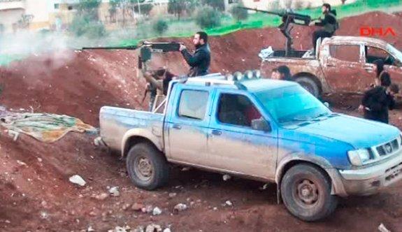 ÖSO güçleri Maranez köyüne operasyon başlattı