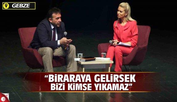 Abdullah Ağar Afrin ve Münbiç'i anlattı