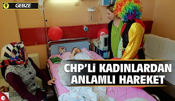 CHP'li kadınlardan anlamlı hareket