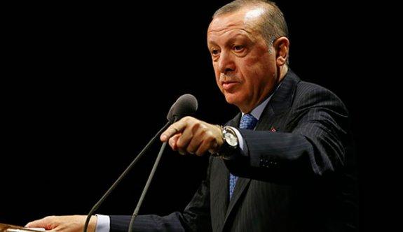 Cumhurbaşkanı Erdoğan: Afrin'de 3 bin 872 terörist etkisiz hale getirildi