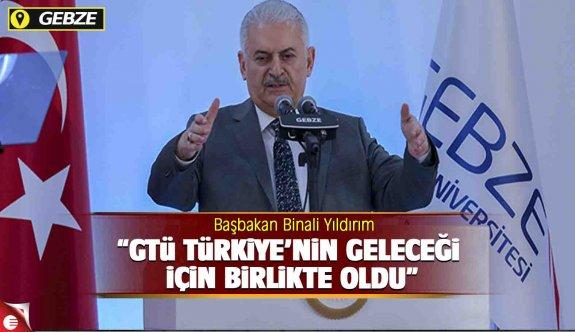 """""""GTÜ HIZLI İLERLİYOR"""""""