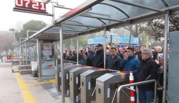 İstanbul'da deniz ulaşımına sis engeli