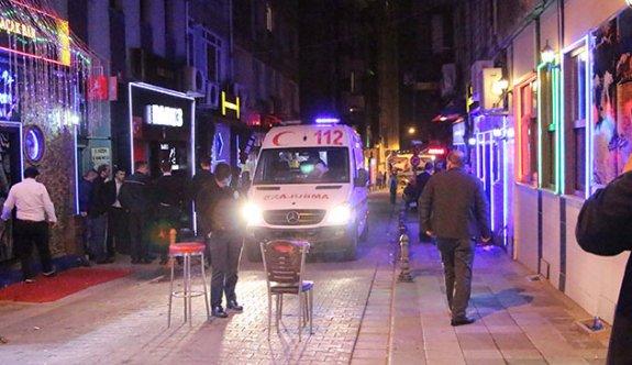 Kadıköy'de silahlı kavga: 2 yaralı