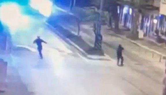 Polise taş ve sopalarla sadırdılar, 20 şüpheliden 2'si tutuklandı