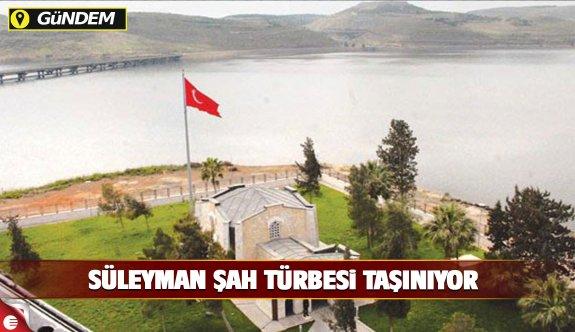 Süleyman Şah Türbesi'nin yeri 2 yıl önce görüntülenmişti