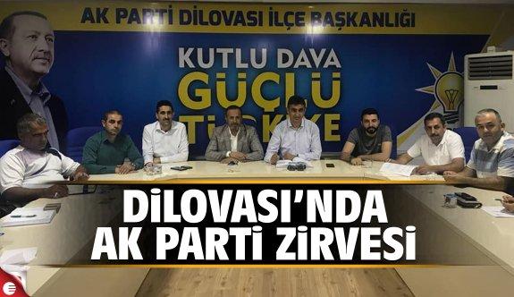 AK Parti Dilovası zirve yaptı
