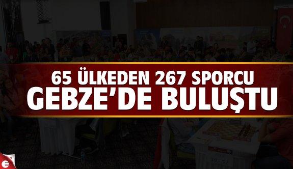 65 ülkeden 267 sporcu!
