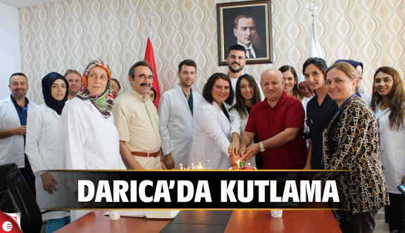 Darıca Farabi'de kutlama