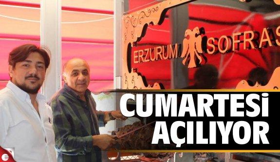 Erzurum lezzeti Darıca'ya geliyor